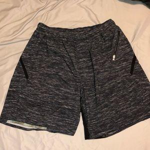 LuLu Lemon lined shorts